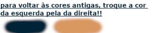 PARA VOLTAR ÀS CORES ANTIGAS DO SITE